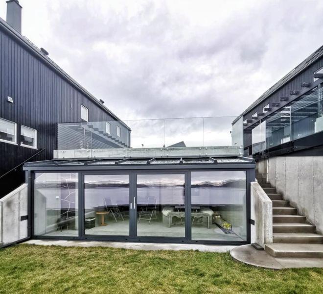 Wintergärten ZKP Norge