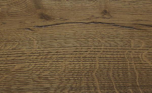 H-23 Holz: Eiche stilisiert, geölt, gefärbt, gebürstet