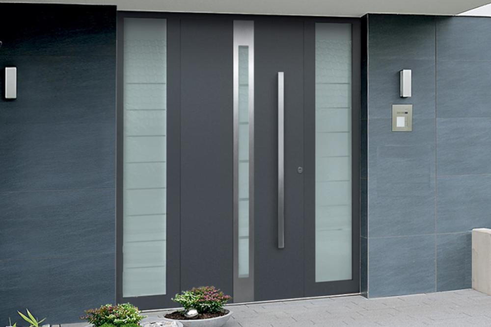 ZKP Türen aluprof model 1
